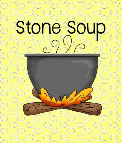 Stew clipart stone soup On Pinterest book Best ideas