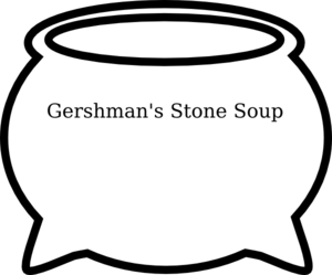 Stew clipart stone soup Art at vector soup clipart