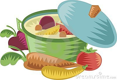 Soup clipart vegetable soup Appetizer vegetable your off for