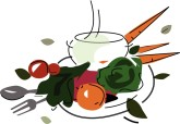 Soup clipart vegtable Of and Art Clip 31