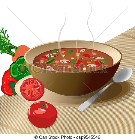 Soup clipart vegtable Vegetable Bowl 11 pl on