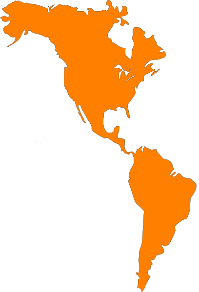 South America clipart South Clipart America North And