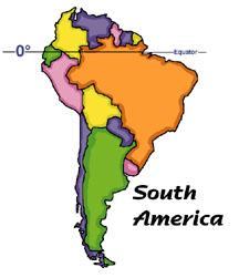 South America clipart Teachers America Clip Clip America