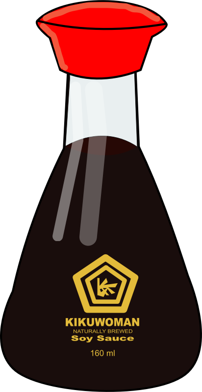 Soya Sauce clipart Clipart Download Soy Sauce Soy