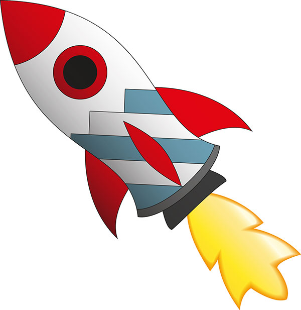 Missile clipart space rocket 6 com download space art