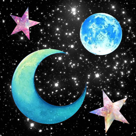 Space clipart galaxy Moon Galaxy This Stars Space