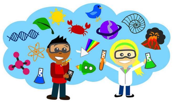 Galaxy clipart science quiz #1