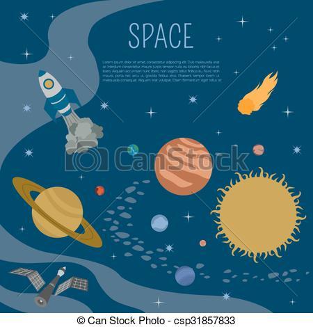 Space clipart universe #13