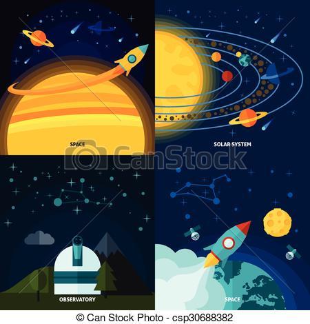 Space clipart universe #12