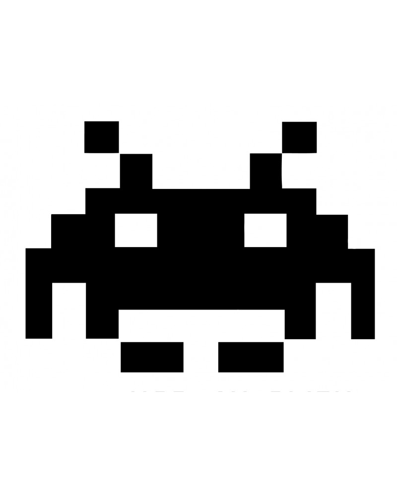 Space Invaders clipart Clipart (35+) · Invaders Space
