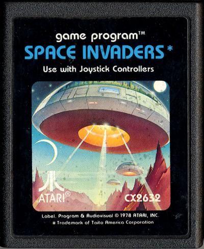 Space Invaders clipart atari game Did was Invaders Atari Atari