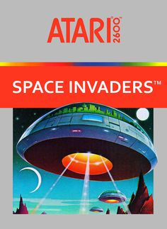 Space Invaders clipart atari game Atari Invaders Your MyVideoGameList Track