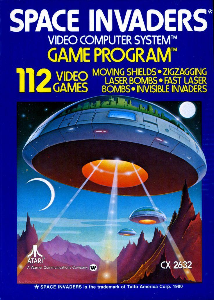 Space Invaders clipart atari game Space Atari Invaders 25+ game