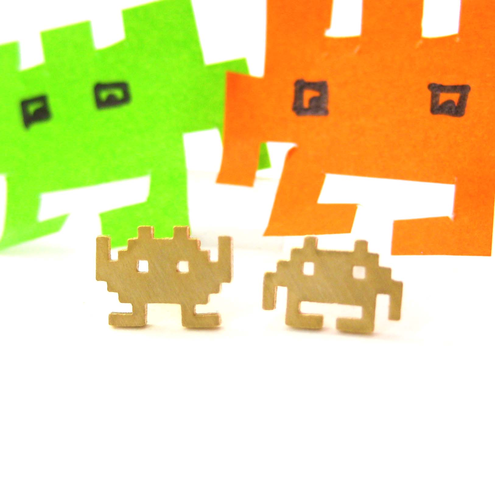 Space Invaders clipart original Game Arcade Pixel Pixel Allergy