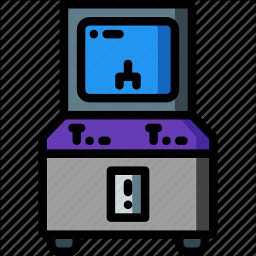 Space Invaders clipart retro Icon space Arcade arcade mame