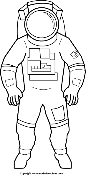 Spacesuit clipart space science Save Astronomy Click Free Image