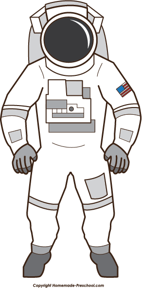 Spacesuit clipart space science Clipart clipart Astronaut Cliparts Vectors