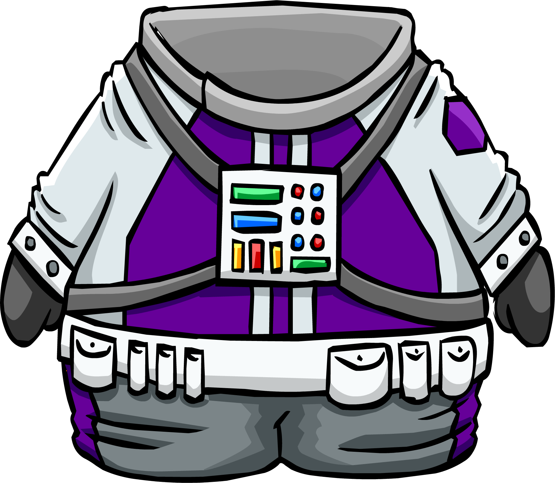 Spacesuit clipart astronaut suit By FANDOM Space Club Penguin