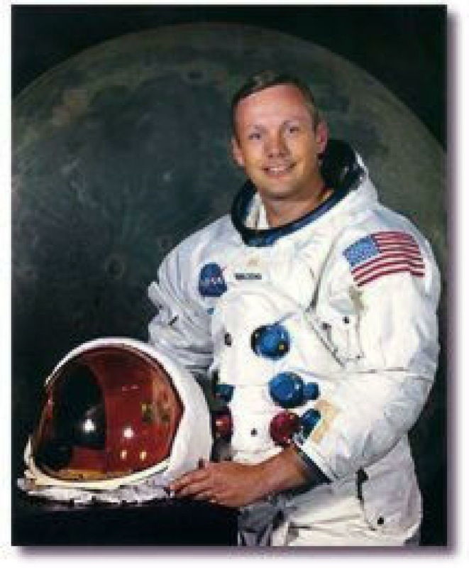 Spacesuit clipart neil armstrong Armstrong 9 Supplied spacesuit Neil