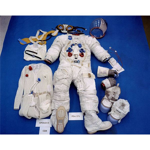 Spacesuit clipart neil armstrong Suit space Space 11 Parts