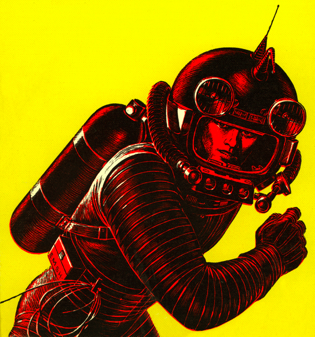 Spacesuit clipart space exploration For art Have EMSHWILLER Robert