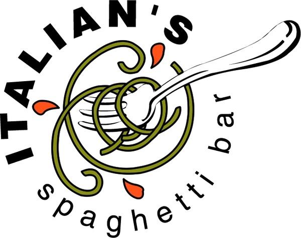Spaghetti clipart logo (20 for Free commercial spaghetti