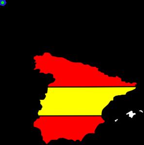 Spain clipart 2 Clipartix Free Art clipart