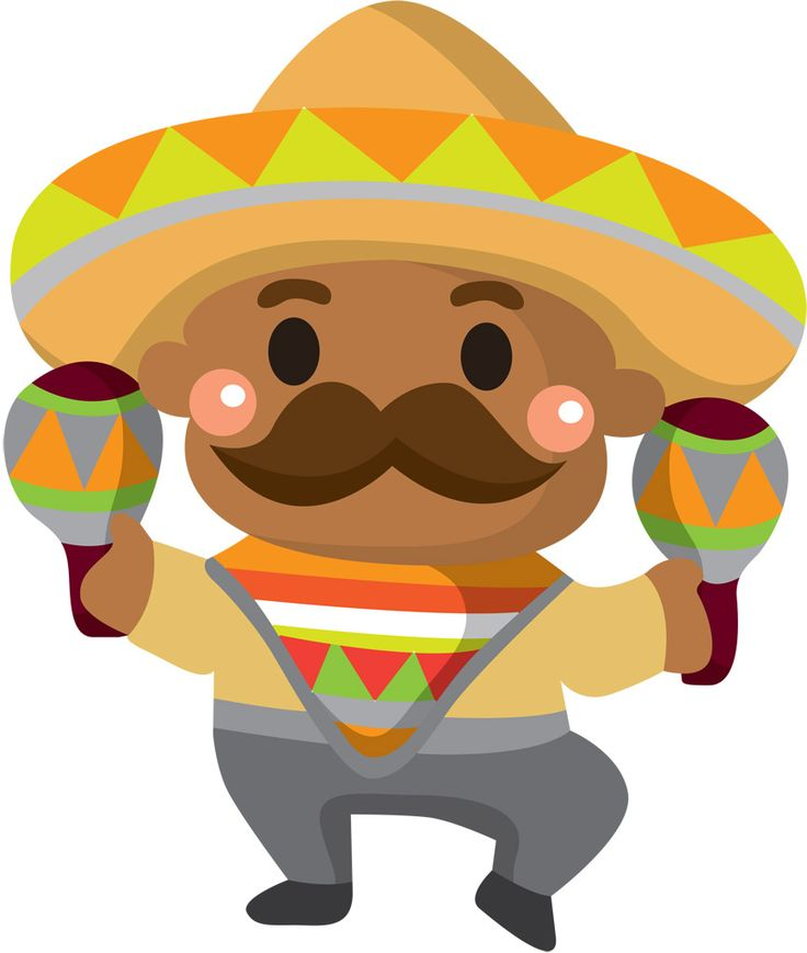 Spanish clipart On 男の best images メキシコ