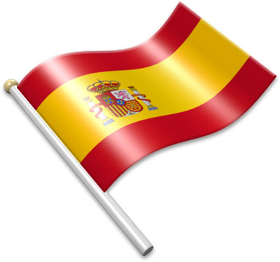 Spanish clipart animated Flag Spain Art Free Clip