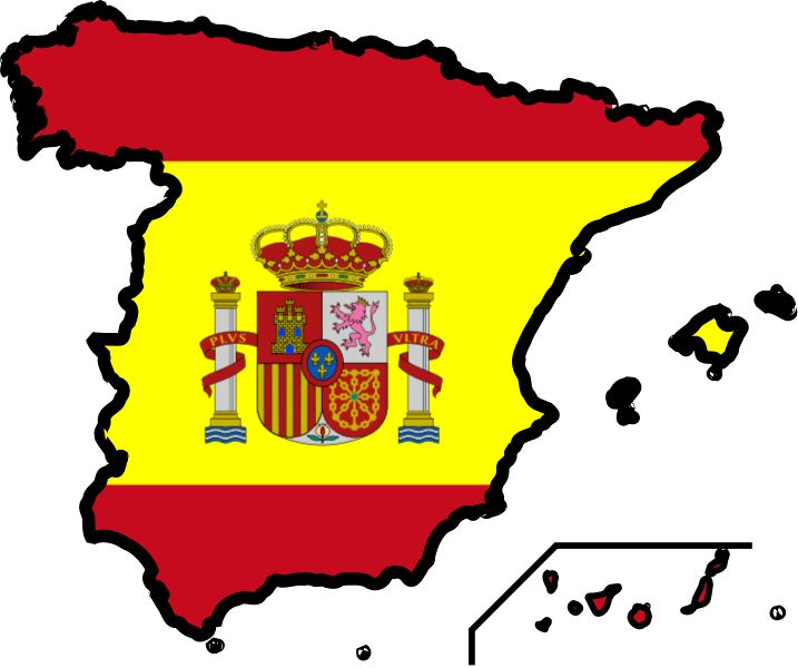 Spanish clipart animated On and Spain land best