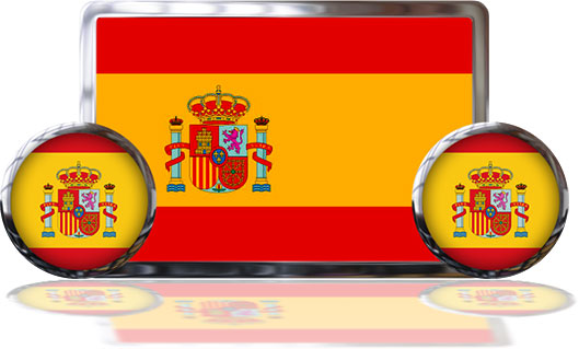 Spanish clipart animated Flags Animated Spanish Clipart Gifs