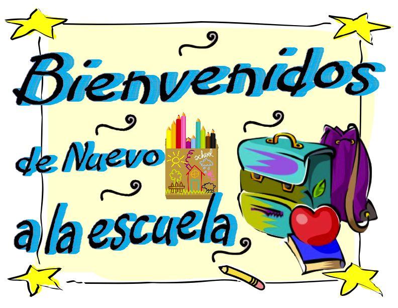 Spanish clipart bienvenidos School) de a School Spanish