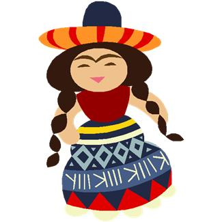 Spanish clipart clase Maria Home Vicario Mexican Page