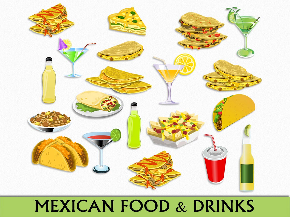 Mexico clipart Mexican Food Clipart #11