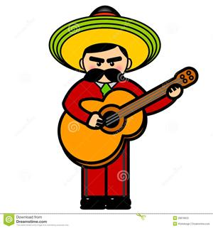 Spanish clipart mariachis Spanish Melissa 7 Barry Grade