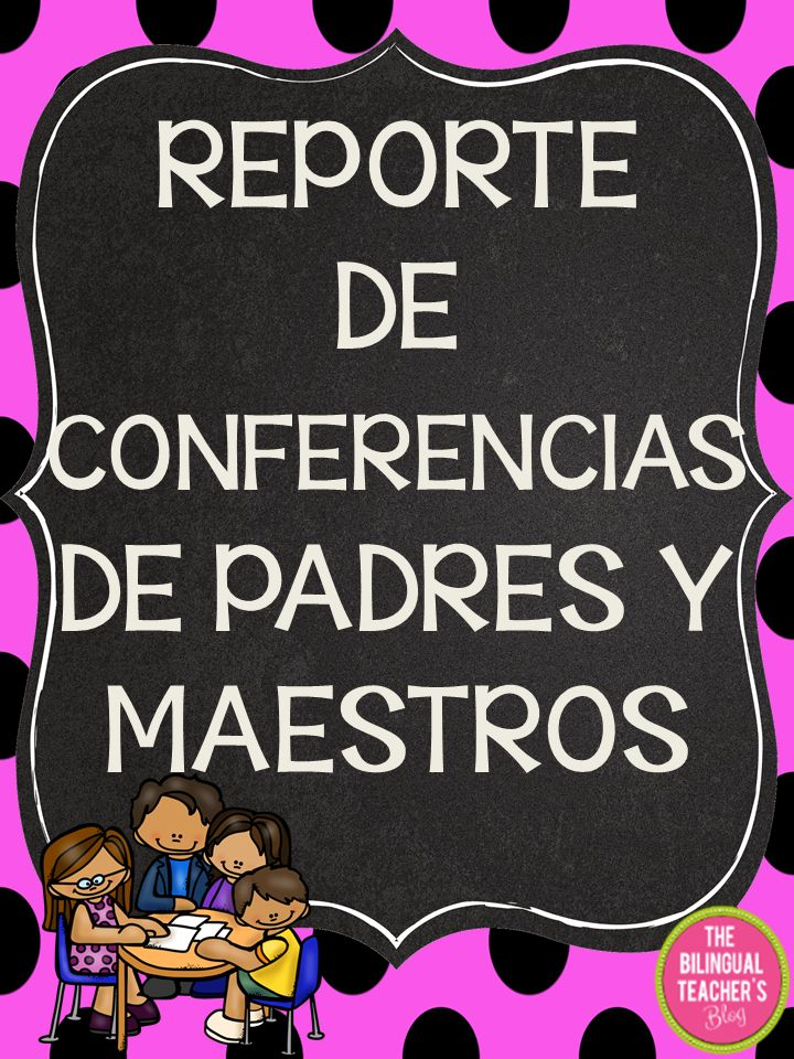 Spanish clipart parent meeting Ideas your write Meet in