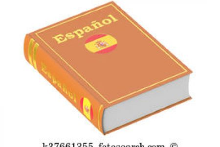 Spanish clipart spanish book Keywords Spanish DA Spanish &