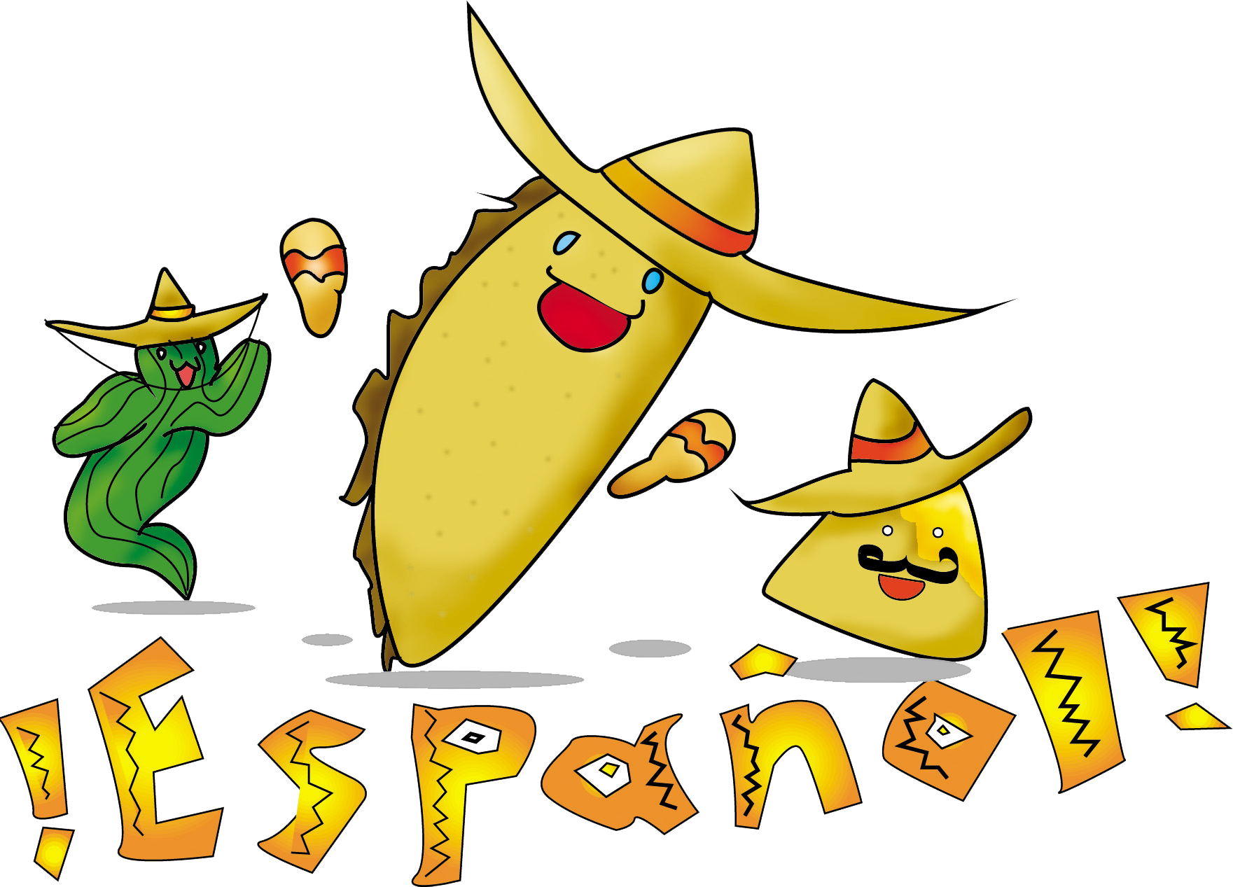 Club clipart middle school Collection and Spanish classroom with