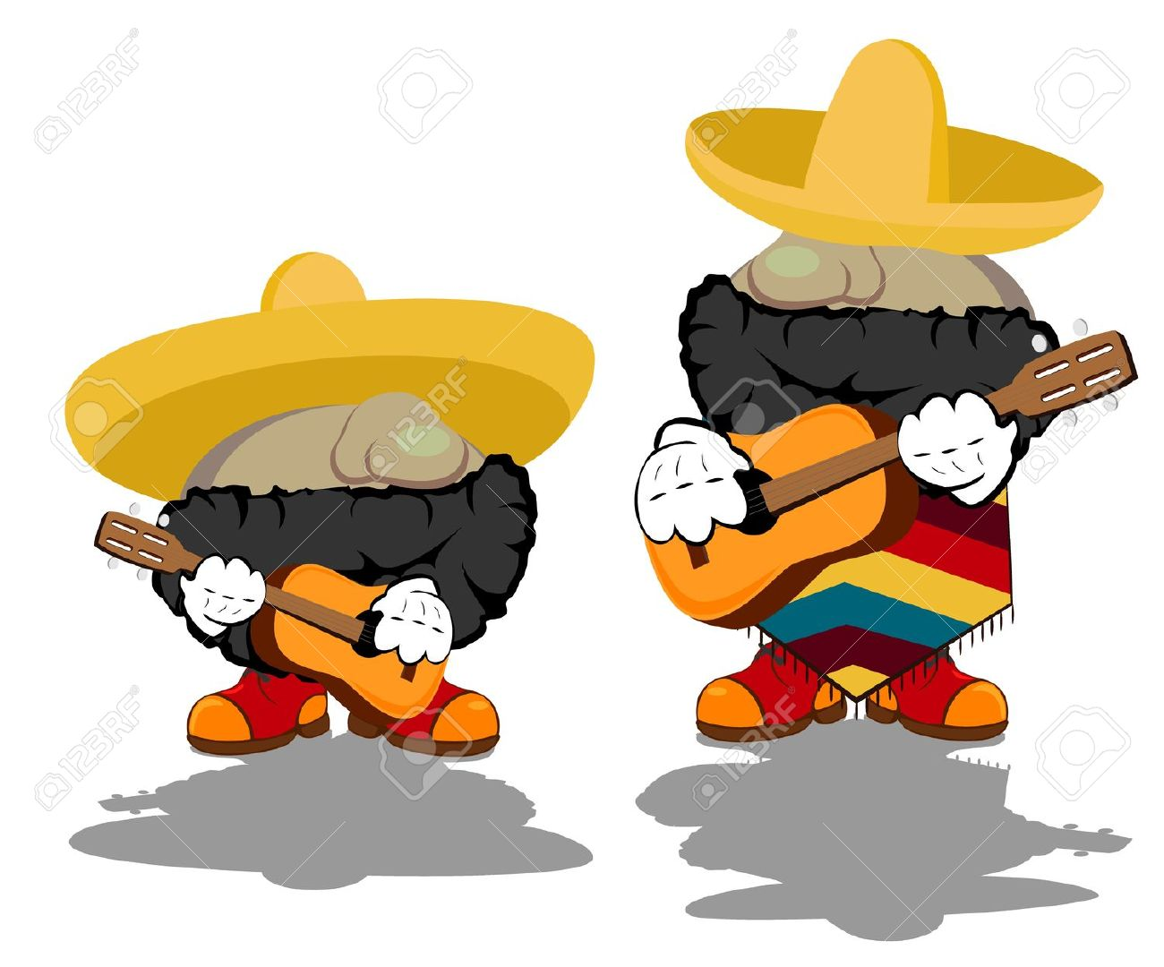 Spanish clipart spanish music Download class Cliparts Spanish