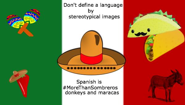 Tacos clipart spanish culture Taco SpanishPlans Silencing the
