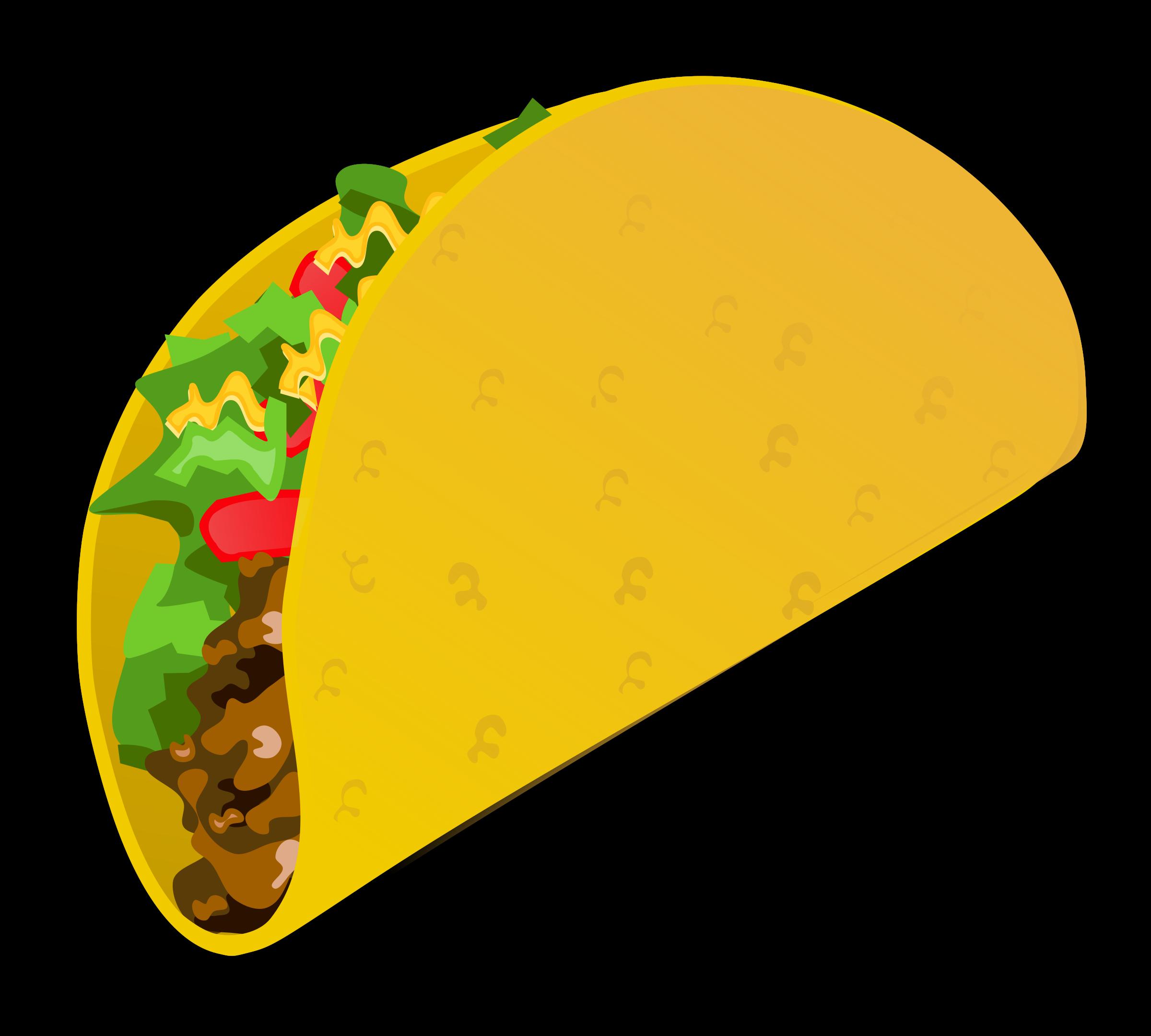 Spanish clipart taco Taco com Clipart Favorite 9618