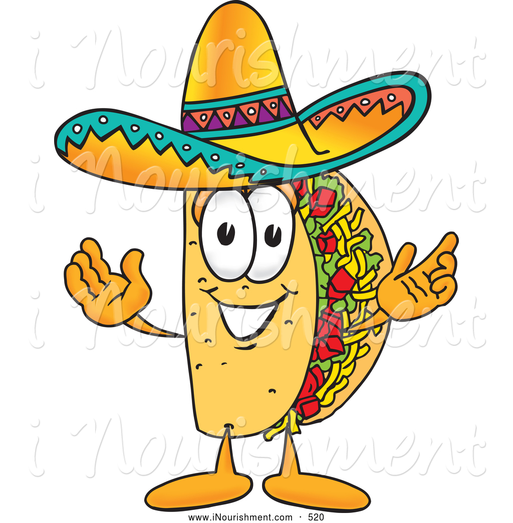 Taco clipart cute Clipart Images Free taco%20clipart Clipart