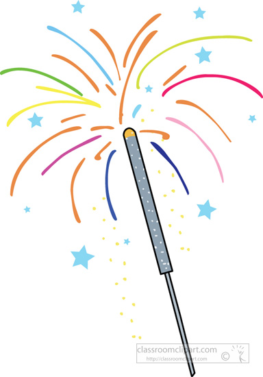 Sparklers clipart Holding Holding Clip Clipart Sparklers
