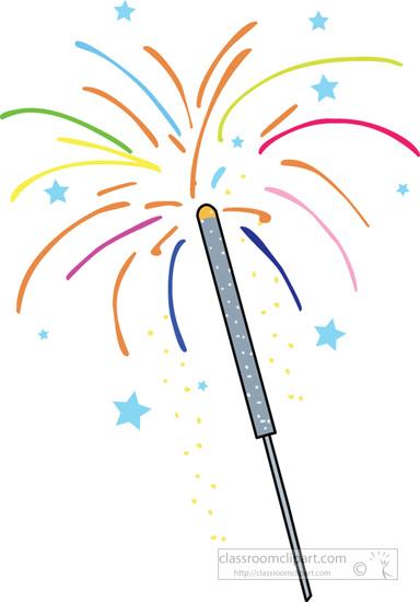 Sparklers clipart blue sparkles Sparklers Art Clip Download Holding