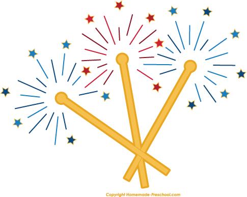 Sparklers clipart winner Sparklers Sparklers fireworks clipart com