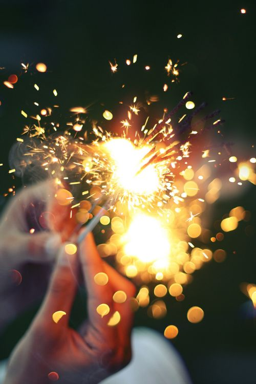 Sparklers clipart end school year A nice thing touch the