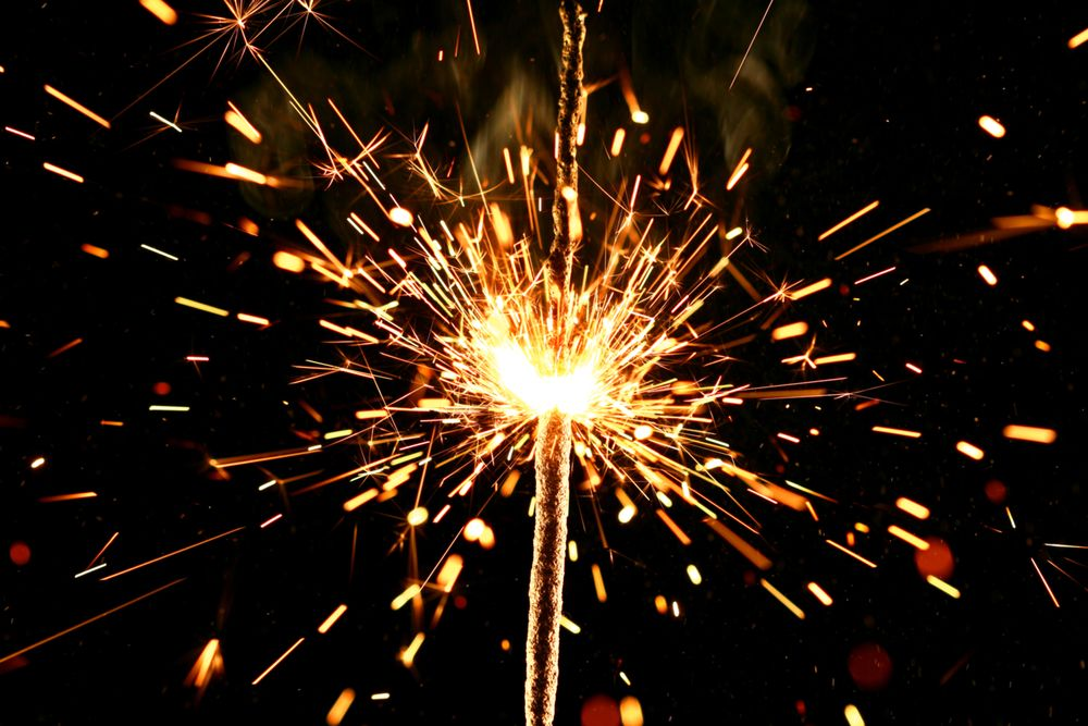 Sparklers clipart gold Images Images Photos letter Free