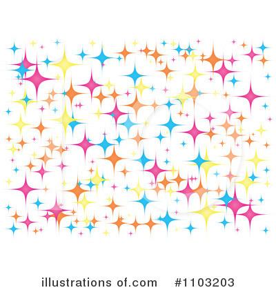 Sparkles clipart Clipart #1103203 (RF) Royalty Illustration