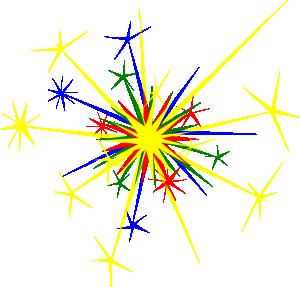 Festival clipart sparkler Clip vector Sparkle com Clip