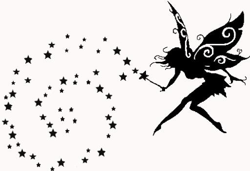 Sparkles clipart pixie dust #12